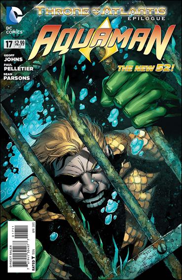 Aquaman (2011) 17-A by DC