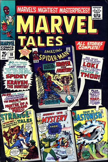 Marvel Tales (1966) 10-A by Marvel