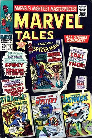 Marvel Tales (1966) 10-A