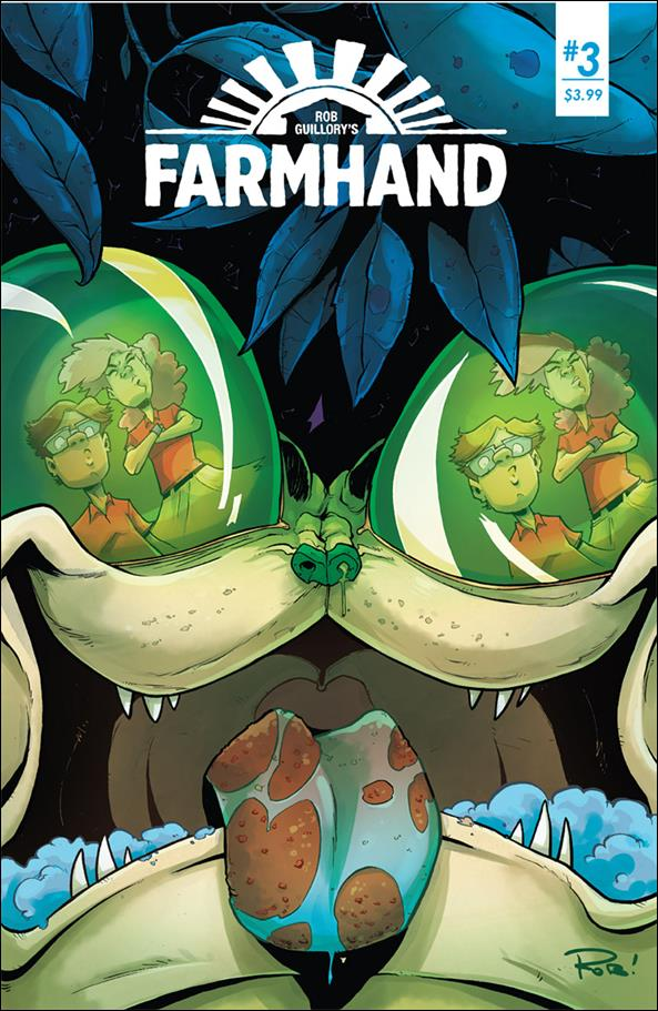 Farmhand 3-A by Image