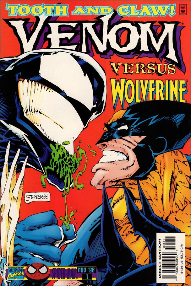Venom: Tooth and Claw 1-A by Marvel