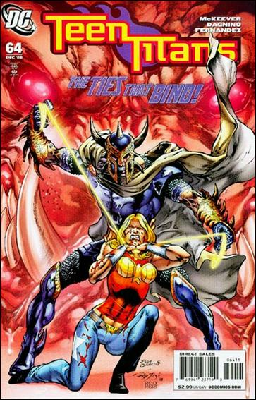Teen Titans (2003) 64-A by DC