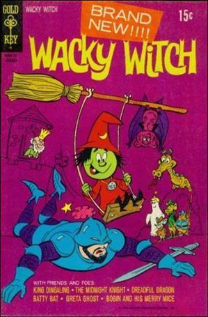 Wacky Witch 1-A