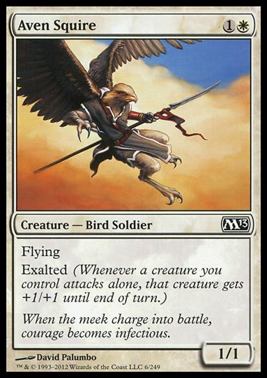 Magic the Gathering: 2013 Core Set (Base Set)6-A by Wizards of the Coast