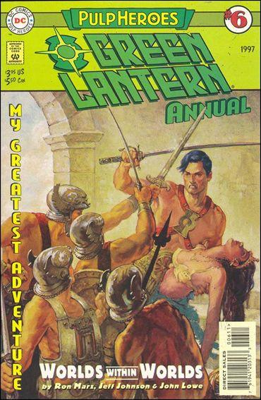 Green Lantern Annual (1992) 6-A by DC