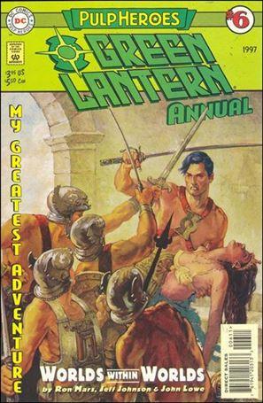 Green Lantern Annual (1992) 6-A