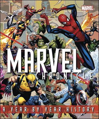 Marvel Chronicle 1-A by DK Publishing