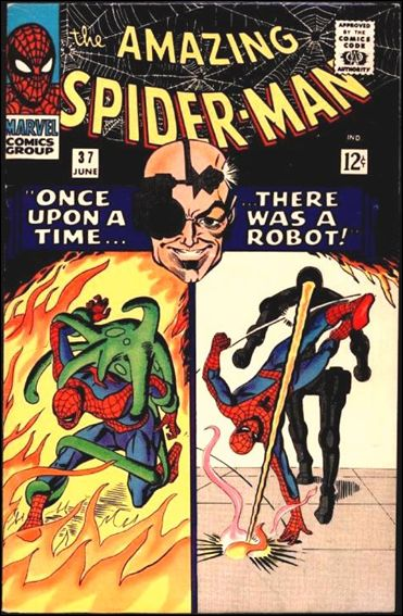 Amazing Spider-Man (1963) 37-A by Marvel