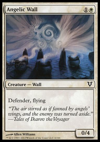 Magic the Gathering: Avacyn Restored (Base Set)4-A by Wizards of the Coast