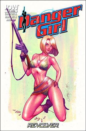 Danger Girl: Revolver 1-F