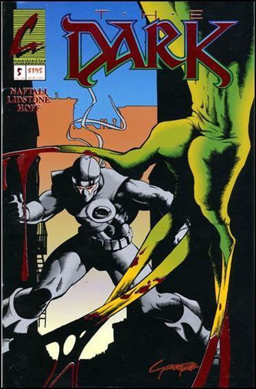 Dark (1993) 5-A by Continum Comics