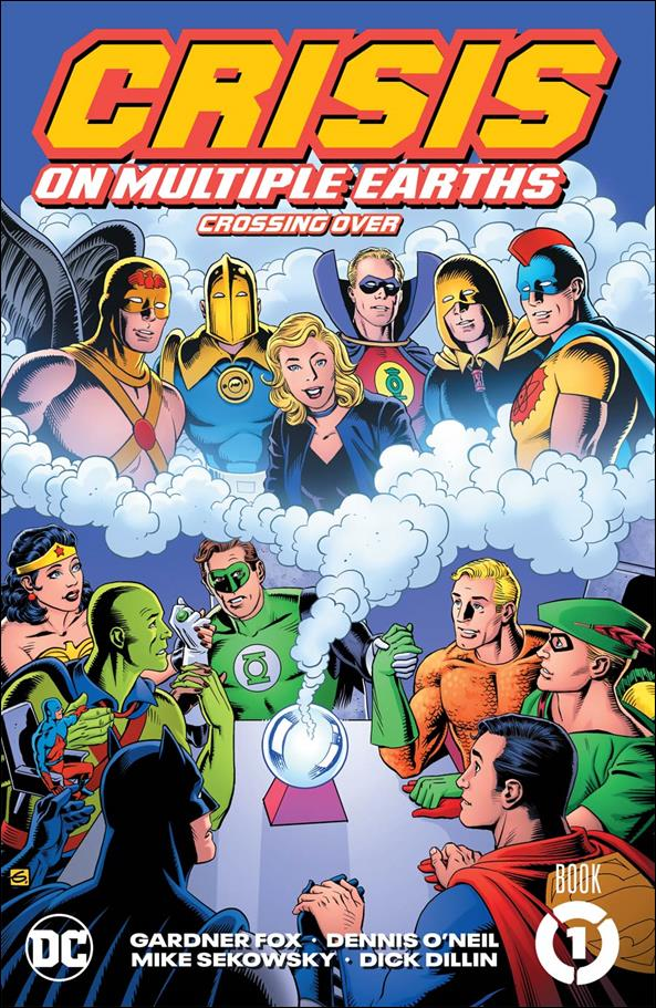 Crisis on Multiple Earths (2021) 1-A by DC