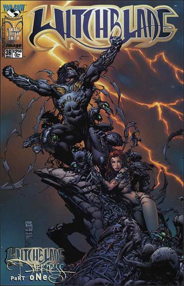 Witchblade 36-A by Top Cow