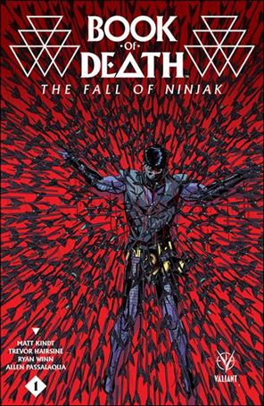 Book of Death: Fall of Ninjak 1-A