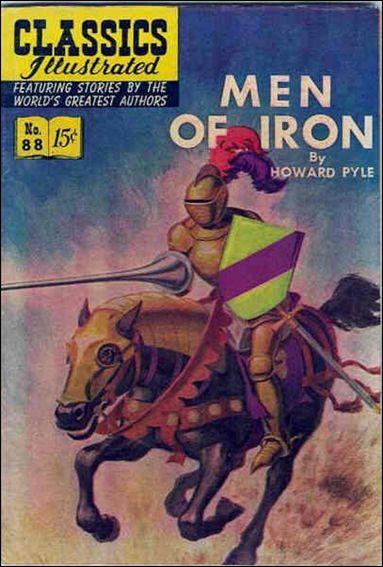 Classic Comics/Classics Illustrated 88-A by Gilberton