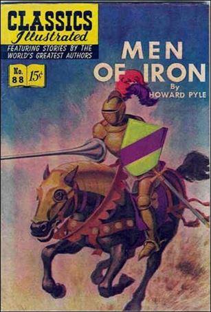 Classic Comics/Classics Illustrated 88-A