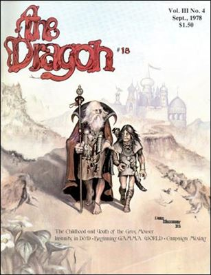 Dragon Magazine 18-A
