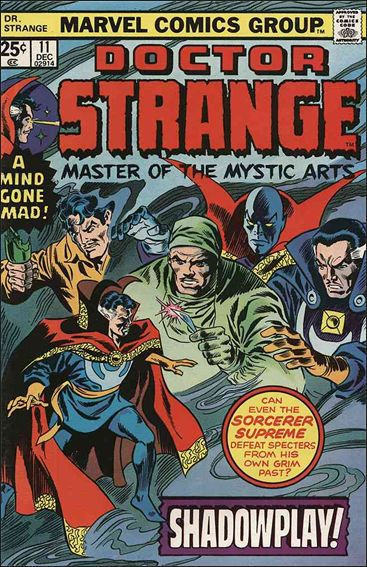 Doctor Strange (1974) 11-A by Marvel