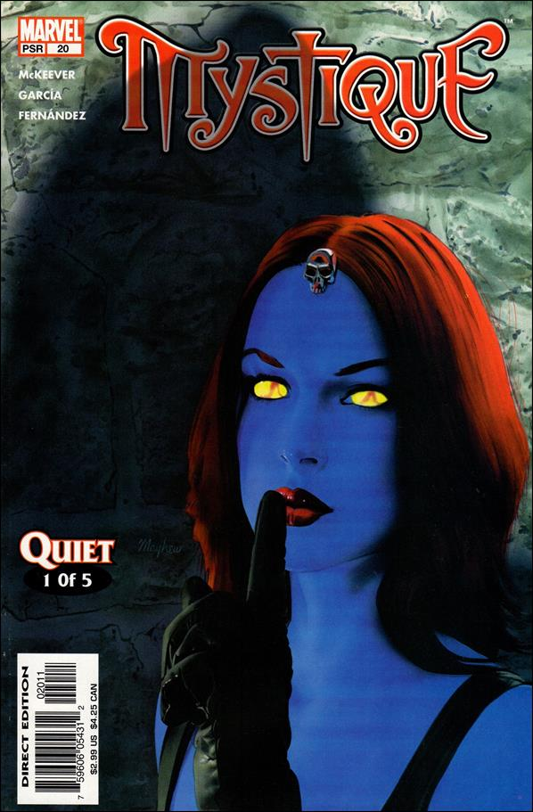 Mystique 20-A by Marvel