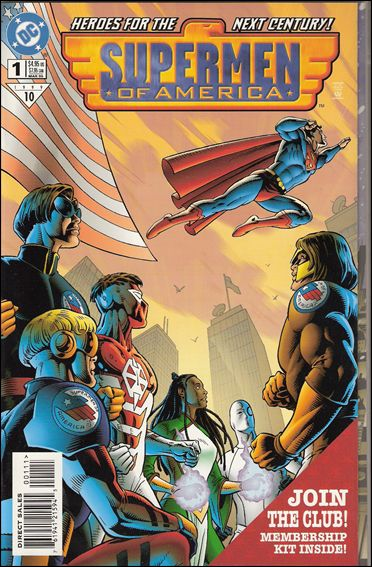 Supermen of America (1999) 1-A by DC
