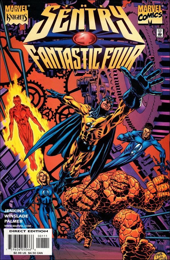 Sentry/Fantastic Four 1-A by Marvel