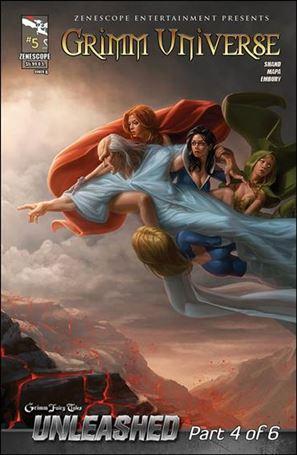 Grimm Universe 5-B
