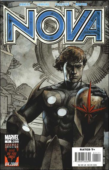 Nova (2007) 11-A by Marvel