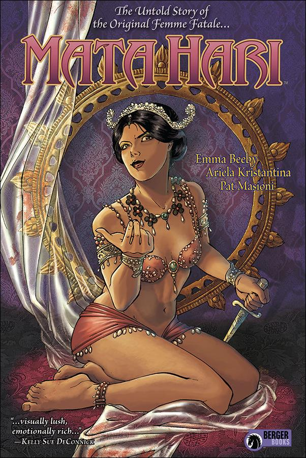 Mata Hari 1-A by Berger Books