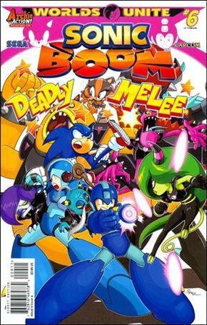 Sonic Boom 9-A