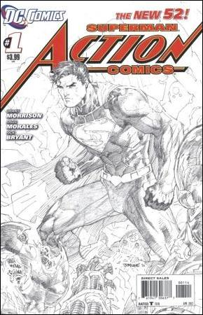 Action Comics (2011) 1-F by DC