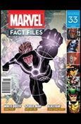 Marvel Fact Files 33-A