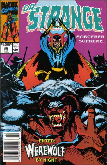 Doctor Strange, Sorcerer Supreme 26-A by Marvel