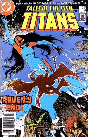 Tales of the Teen Titans 64-A by DC