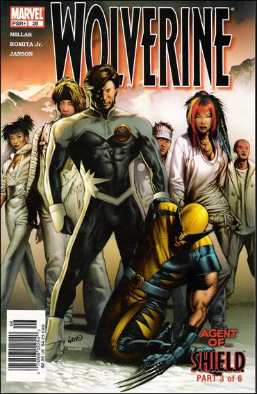 Wolverine (2003)  28-B by Marvel