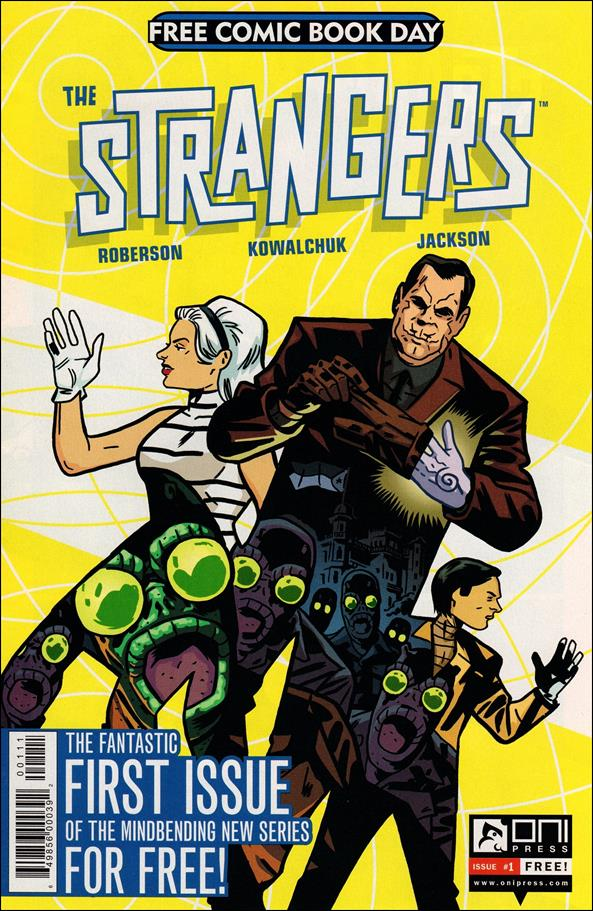 Strangers (2013) 1-A by Oni Press