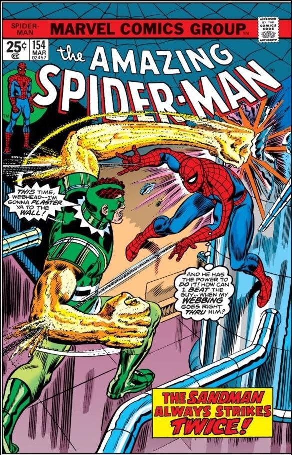 Amazing Spider-Man (1963) 154-A by Marvel