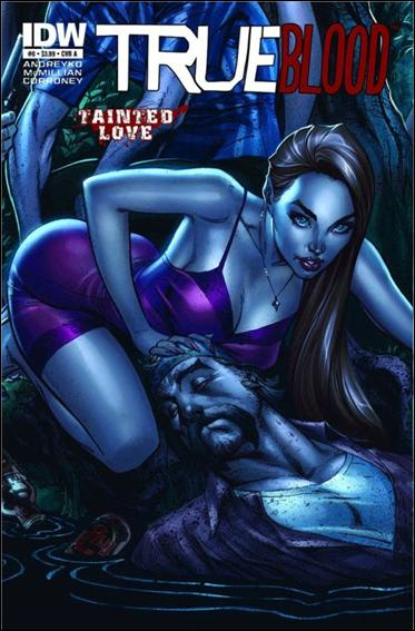 True Blood: Tainted Love 6-A by IDW