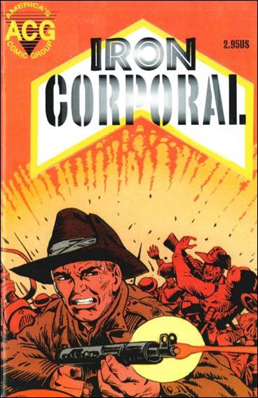 Iron Corporal (1998) 1-A by America's Comic Group (ACG)