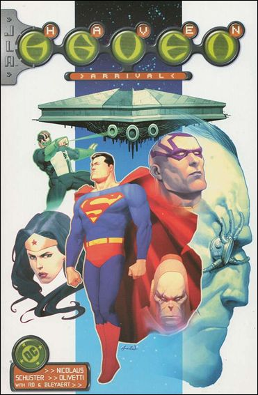 JLA/Haven: Arrival 1-A by DC