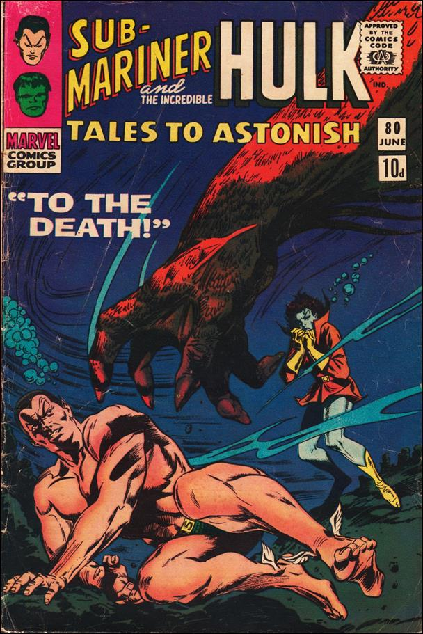 Tales to Astonish (1959) 80-B by Marvel