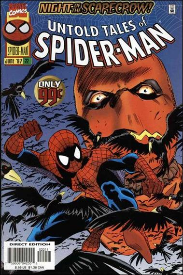 Untold Tales of Spider-Man 22-A by Marvel
