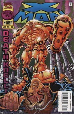 X-Man 16-A