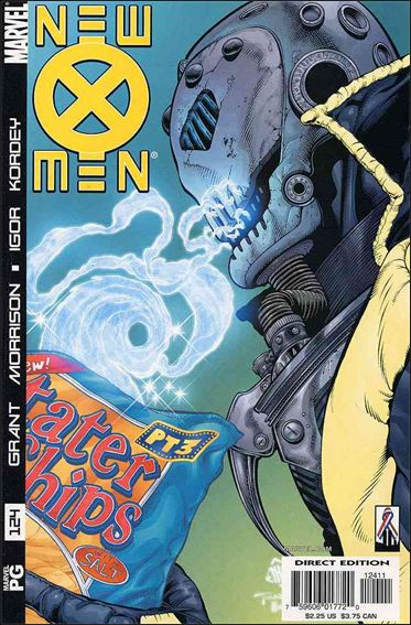 New X-Men (2001) 124-A by Marvel