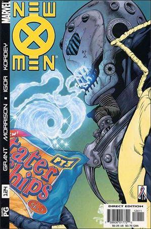 New X-Men (2001) 124-A