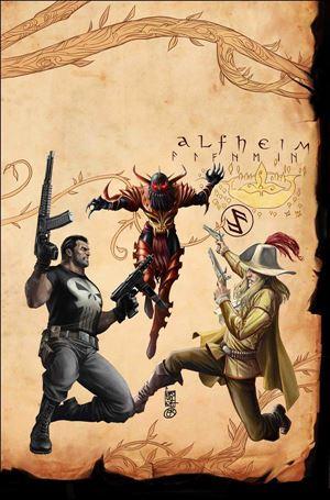 War of the Realms: Uncanny X-Men 1-B