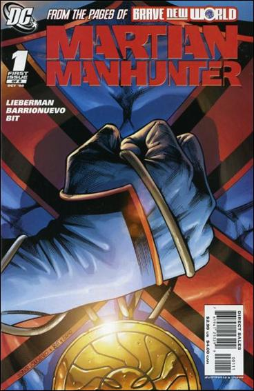 Martian Manhunter (2006) 1-A by DC
