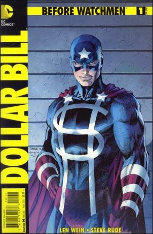 Before Watchmen: Dollar Bill 1-E by DC