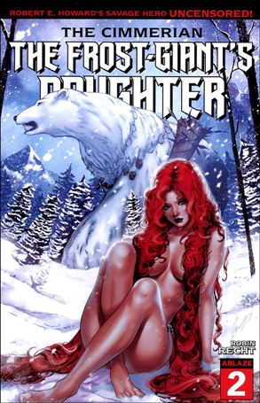 Cimmerian: The Frost-Giant's Daughter 2-B