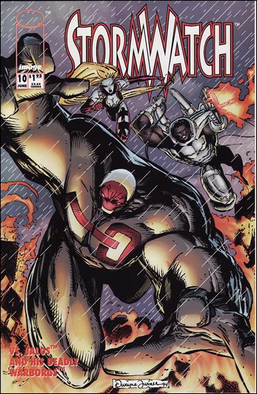 StormWatch (1993) 10-A by Image