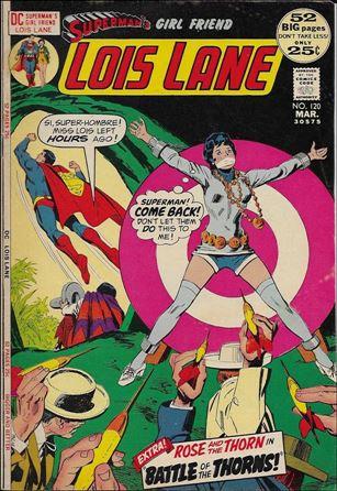 Superman's Girl Friend Lois Lane 120-A